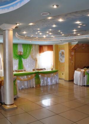 Банкетные залы омска для свадьбы недорого